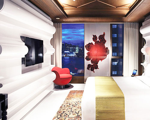 Mira Moon Hotel, Hong Kong